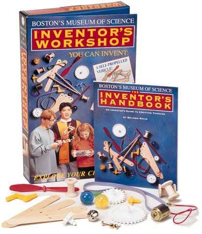 The Inventor's Handbook  ( Boston's Museu of Science )( A guide to Creative Thinking -