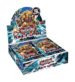 YuGiOh Number Hunters Booster Box (24 Packs)
