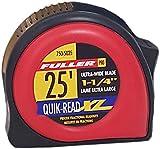 Fuller Tool 750-5025 25 Foot Heavy Duty XL Tape Measure