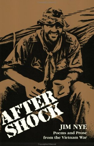 Aftershock: Poems and Prose of the Vietnam War (Leaping Jaguar Editions) by Cinco Puntos Press