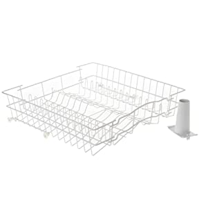 Ge WD28X10369 Dishwasher Dishrack, Upper Genuine Original Equipment Manufacturer (OEM) Part