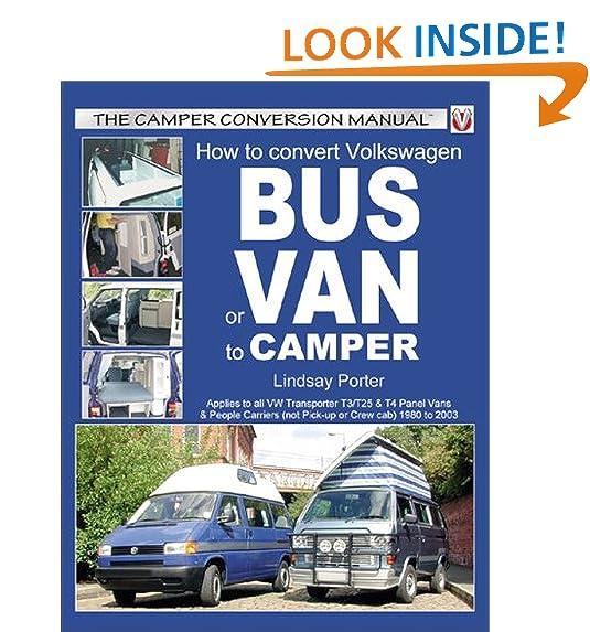 How To Convert Volkswagen Bus Or Van Camper