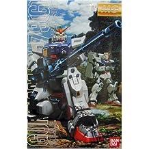 Master Grade RX-79 (G) Land Type Gundam 1/100 Scale Model Kit (japan import)