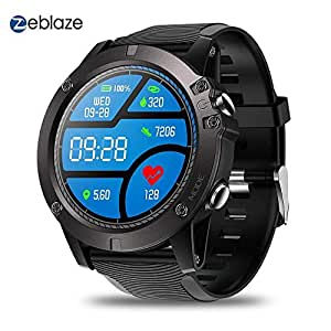 Amazon.com: Zeblaze VIBE 3 Pro Smart Watch Men Real-time ...