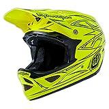 Troy Lee Designs D3 Pinstripe II Carbon Ltd. Edition Helmet 2014 L