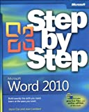 img - for Microsoft Word 2010 Step by Step (Step By Step (Microsoft)) book / textbook / text book