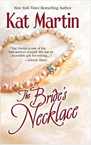 E-books free download pdf The Bride's Necklace by Kat Martin (Irish Edition) PDF RTF 0778321258