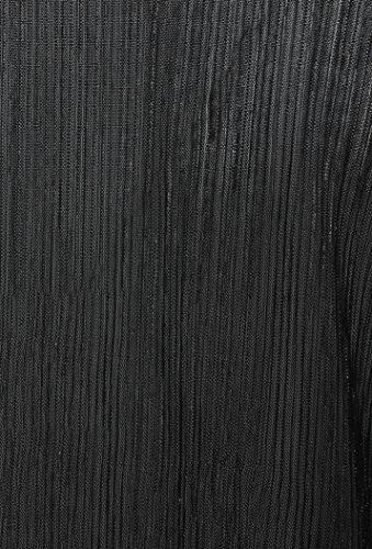Maniche Black Unique Lunghe Camicia Donna Forever Avvolgente qnvwYW8t