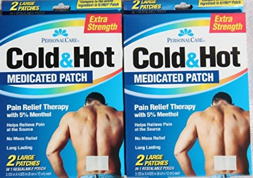 cold patch pain relief