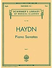 Piano Sonatas - Book 1: Schirmer Library of Classics Volume 1982 Piano Solo
