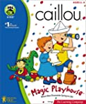 HB Caillou's Magic Playhouse  (PC and...