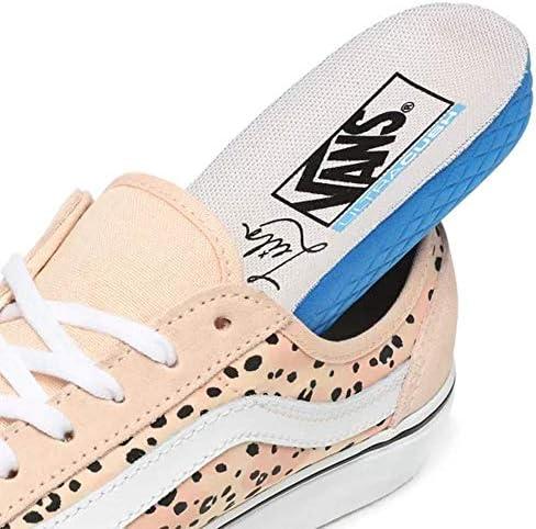 Vans Leila Hurst Slip On Animal Print Damen Sneakers
