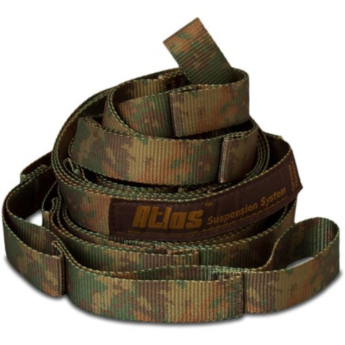 ENO Eagles Nest Outfitters - Atlas Straps, Hammock Suspension System, Camo