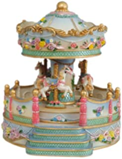 Carson Home Accents Doctors Prayer Music Box Plays Fascination Waltz