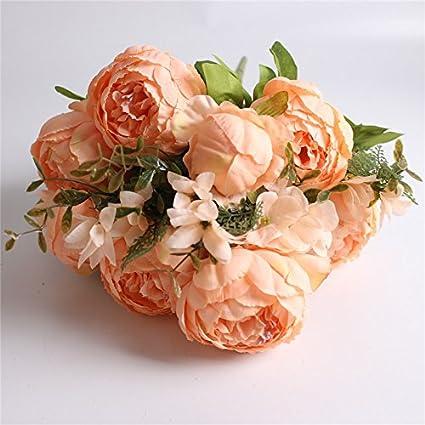 Amazon Zhuangshihua Hight Quality Silk Flower European 1