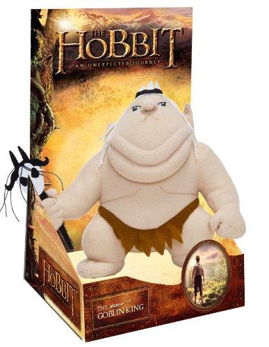Joy Toy - Le Hobbit peluche Goblin King 25 cm