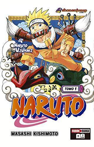 Amazon.com: Naruto: Tomo 1 (Spanish Edition) eBook: Masashi ...