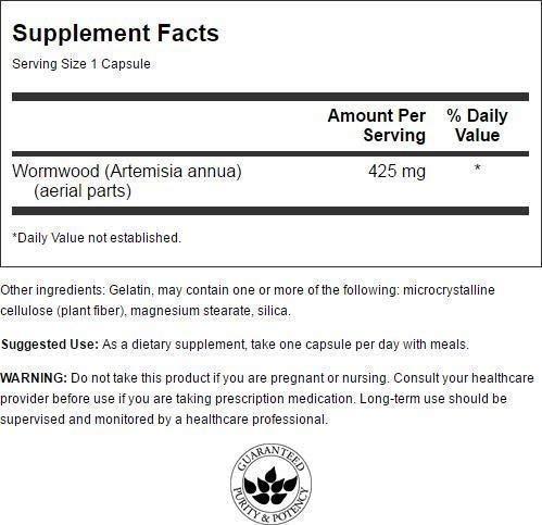 Buy wormwood capsules now