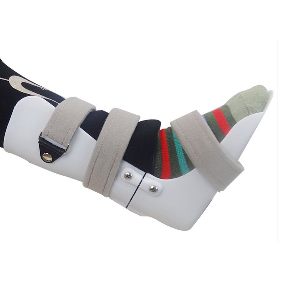 Ankle Ankle Sprain Fracture Protective Device for Children Foot Orthosis,White,R by NACHEN (Image #1)