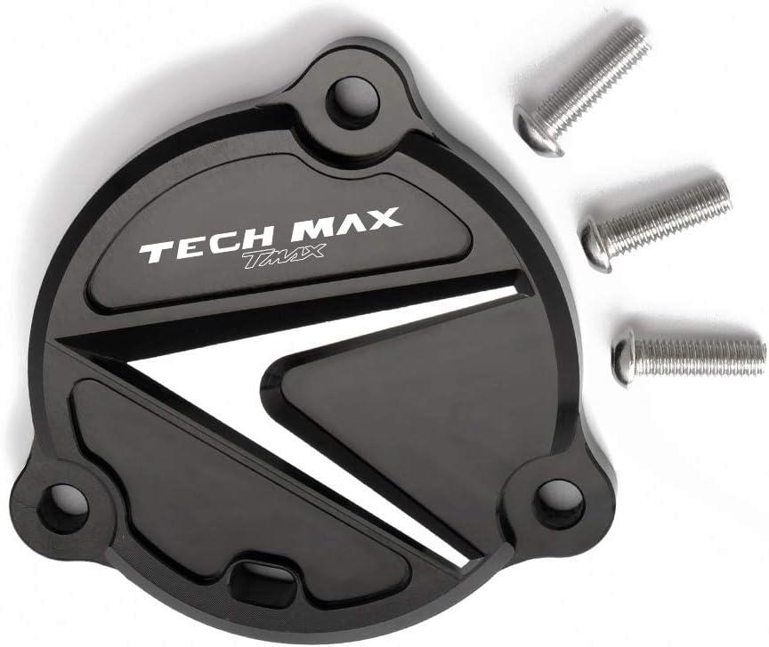 CXEPI Accessoires pour Moto Swing Arm Cover pour YAMAHA TMAX 560 Tmax Tech Max 2019 2020