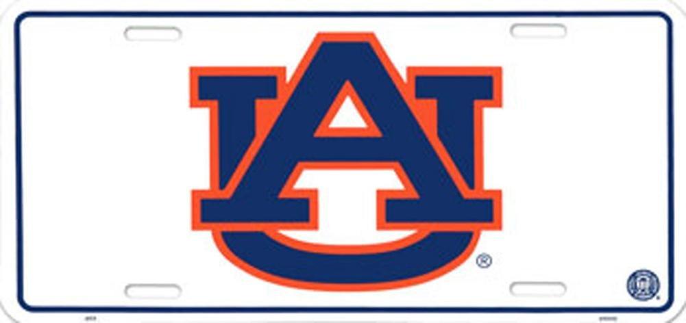 Signs 4 Fun Slcat Auburn Tigers AU, License Plate