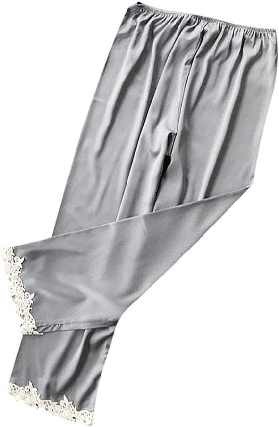 YOcheerful Women Spring Bath Robe Lady Silk Kimono Nightwear Dressing Gown Sleepwear Lingerie Belt Bath Robe