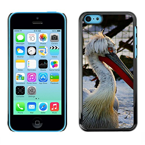 Premio Sottile Slim Cassa Custodia Case Cover Shell // F00016131 Pelikan // Apple iPhone 5C