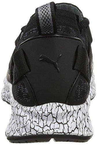 quiet Fitnessschuhe Ignite Lo Damen Black Hypernature Outdoor Shade Evoknit Puma Schwarz Ozqwfnxq
