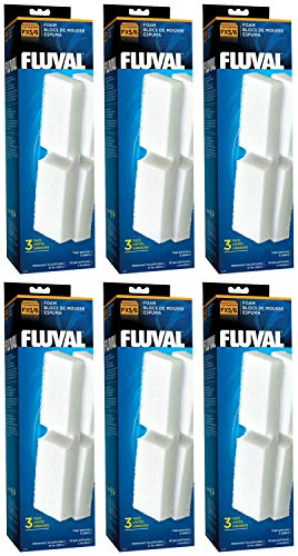 Fluval fx5 fine filter polishing pad 3-pack