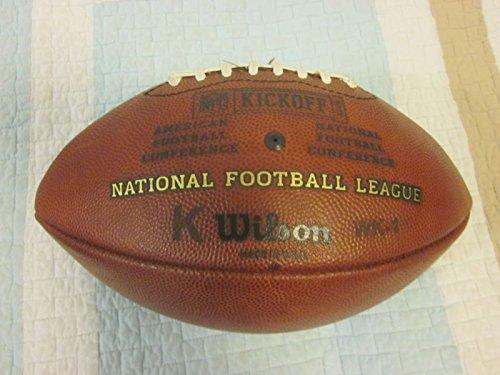 2006 NFL Wilson Game Used Week 1 Football