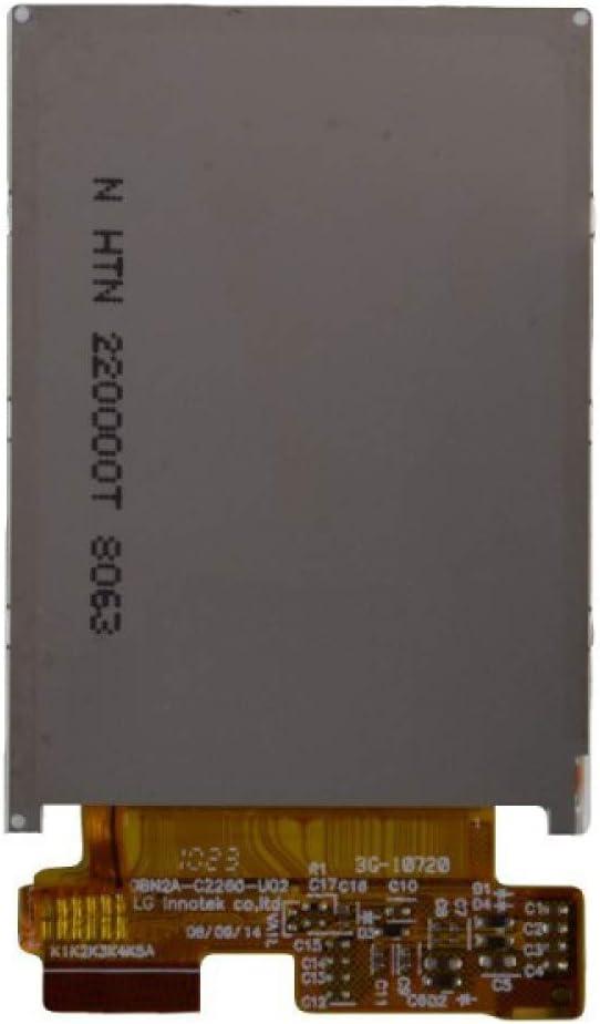 LCD for LG KE970 Shine with Glue Card