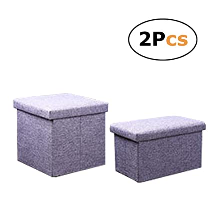 Almacenamiento Caja Armario Organizador plegable cubo silla ...