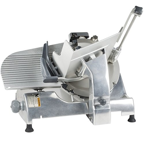 Hobart HS6-1 Heavy Duty Electric Manual Meat Slicer w/ Removable Knife