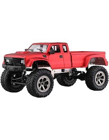 Rastreador De Automóviles Con Control Remoto Rock Buggy Truck, FY002 Pickup 1:16 Camión