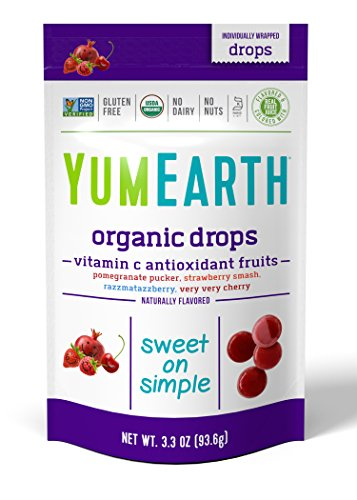 YumEarth Organic Candy Drops