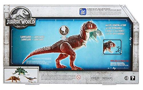 Jurassic World Action Attack Carnotaurus Figure by Jurassic World Toys (Image #6)