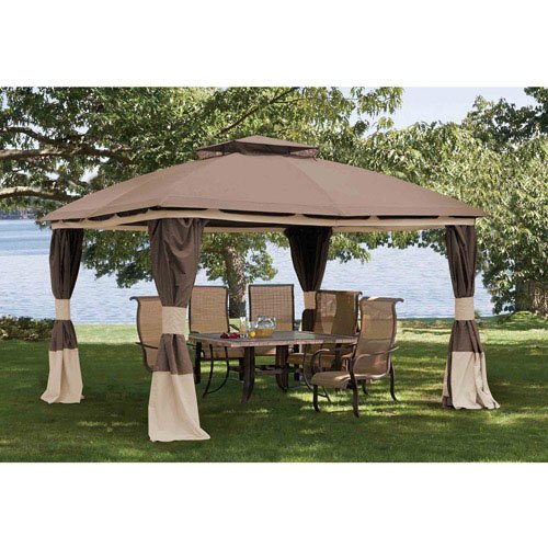 Garden Winds Benen Gazebo Replacement Canopy Riplock 350