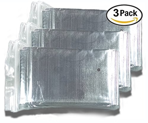 The Big Blue Mtn Emergency Blanket Mylar Thermal Foil Survival Rescue Space Blankets (3 Pack)
