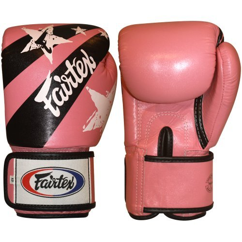 Fairtex Boxing Kickboxing Muay Thai Style Sparring Gloves Training Punching Bag Mitts