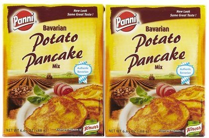 Panni Potato Pancake Mix Bavarian 6.63 OZ (Pack of (Panni Pancake Mix)
