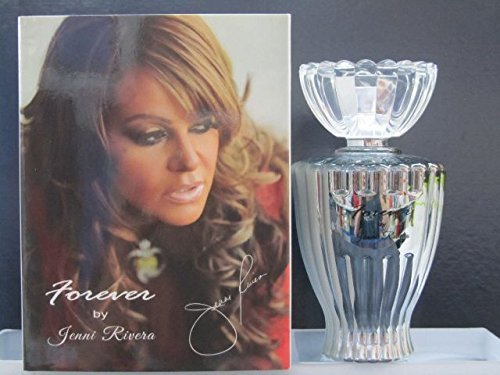 FOREVER by JENNI RIVERA 3.4 FL oz / 100 ML Eau De Parfum Spray Sealed Box 3.4 Ounce Sealed Box