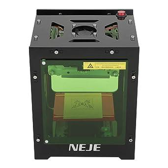 Impresora Grabadora Mini Grabadora Doble Filtro AcríLico Con SuccióN MagnéTica OperacióN Con Un Solo Clic Sin Necesidad de CóDigo