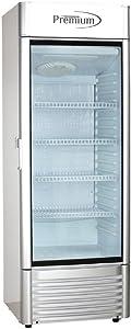 Display Beverage Cooler Merchandiser Refrigerator 16 CU FT