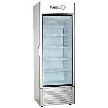 Premium PRF125DX Merchandiser Refrigerator