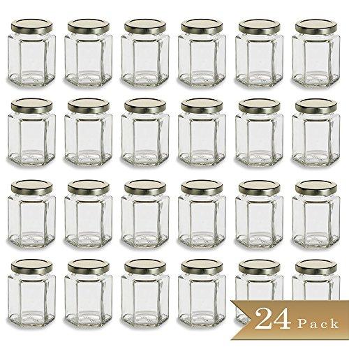spice jars 6oz - 6
