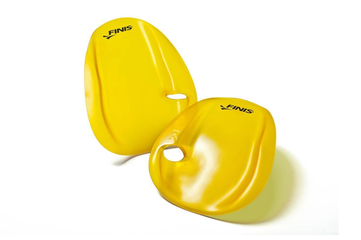 FINIS Agility Paddles - Large - Yellow