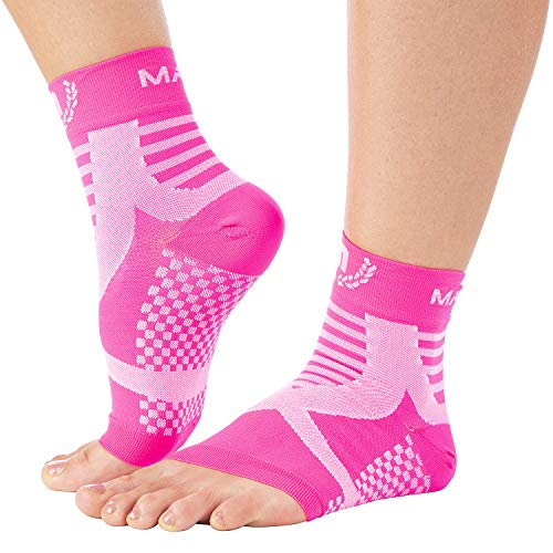 Mava Ankle Support (Pink, S-M)