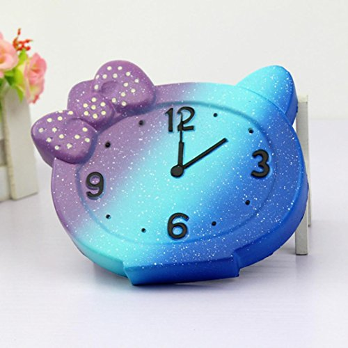 umfun-squeeze-emulation-alarm-clock-squishy-slow-rising-release-stress-toy-easter-gift-13x12x2cm-multicolor
