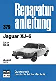 Jaguar XJ-6 / XJ 3.4 / XJ 4.2   ab April 1975 (Reparaturanleitungen)