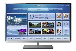 Toshiba 39L4300U 39-Inch 1080p 120Hz Smart LED HDTV with Built-in WiFi